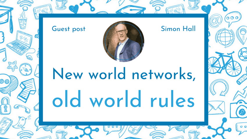 New world networks, old world rules