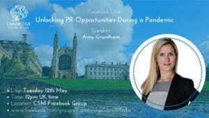 Unlocking PR Opportunities During a Pandemic