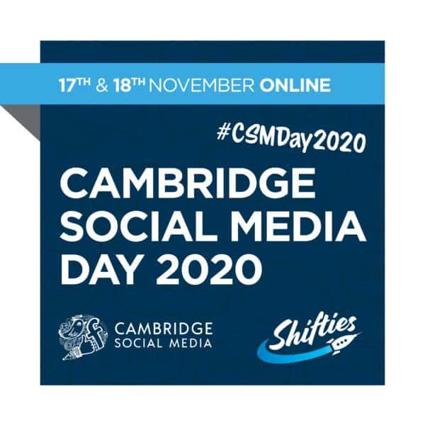Cambridge Social Media Day