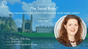 The Social Brain How neuroscience can improve social media content with Katie Hart