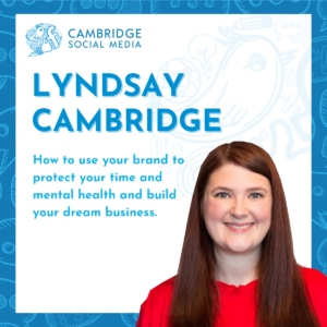 Lyndsay Cambridge